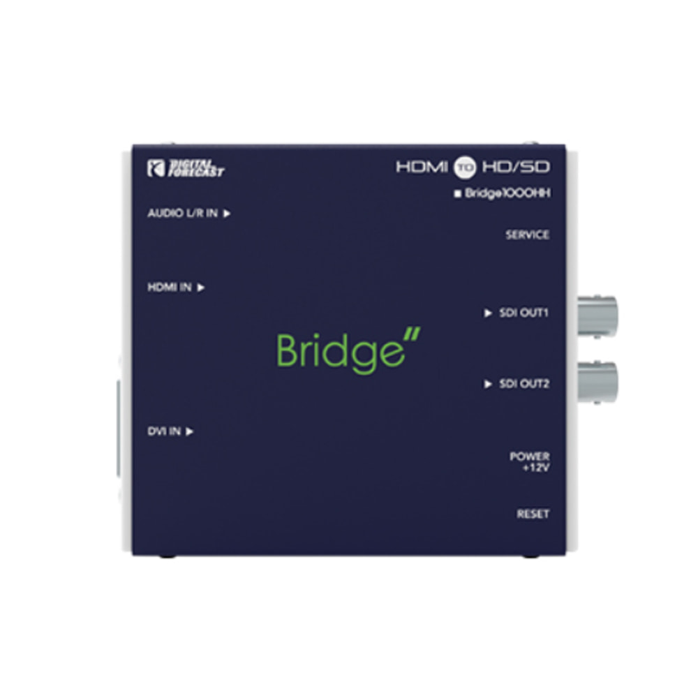 Bridge 1000HH HDMI to SDI 컨버터